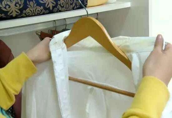 白色衣服为什么会发黄?教你如何洗白的几个小技巧