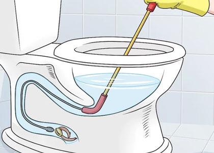 厕所堵了的原因,厕所堵了如何自己疏通?